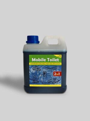 Mobile Toilet Płyn do toalet turystycznych 2L